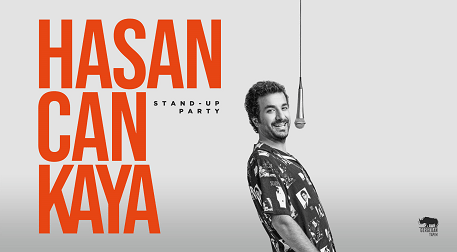 Photo of Hasan Can Kaya Stand Up Party