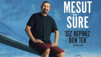 Photo of Mesut Süre – Siz Hepiniz Ben Tek