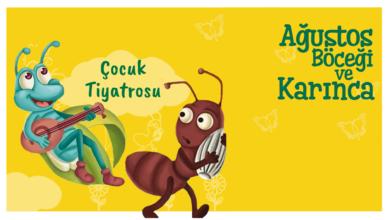 Photo of Ağustos Böceği ile Karınca'nın Maceraları