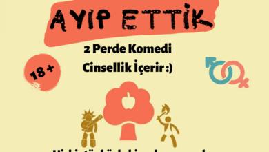 Photo of Ayıp Ettik
